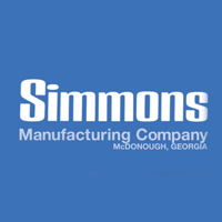 simmons mfg logo